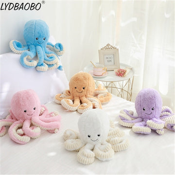 Creative Cute Octopus Plush Toys | Stuffed Toys for Baby
