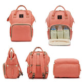 Large Capacity Diaper Bags Backpacks