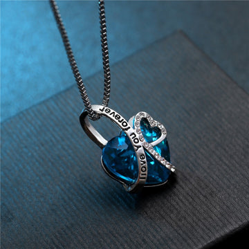 The Heart Of The Ocean Necklace | Jewelry For Women