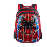 Captain America School Bag For Kids | Student Backpacks