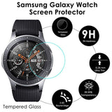 2pcs Tempered Glass Screen Protector for Samsung Galaxy Watch