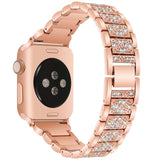 Women Diamond Apple Watch Bands