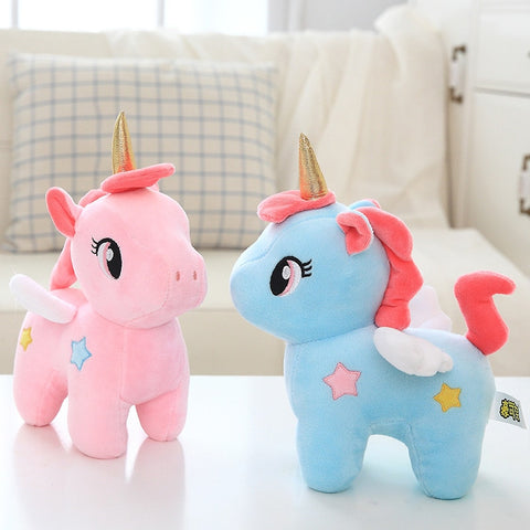 Plush Unicorn Stuffed Animal  | Unicorn toy