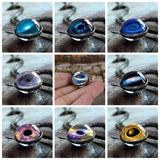 Universe Black Hole Pendant Necklaces