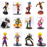 Anime Dragon Ball Action Figure Toy