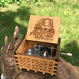 Game of Thrones- Star Wars Wooden Music Box