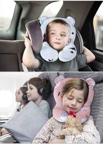 Baby Pillow Neck Head Anti Roll