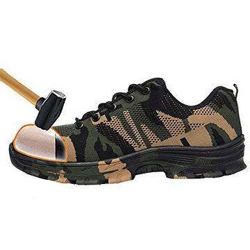 Indestructible Ultra X Protection Shoes Camouflage Color