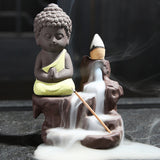 Scented Incense Sticks Buddha Shaped