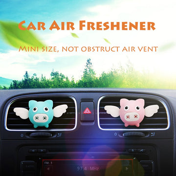Flying Pig Car Decor for Air Condition