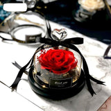 Creative Presents Eternal Exclusive Rose in Glass Valentine's Day Gifts