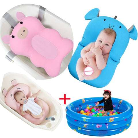 Foldable Baby/Toddler Bath Seat