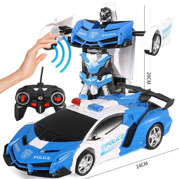 Induction Transformer Remote Control RC Car