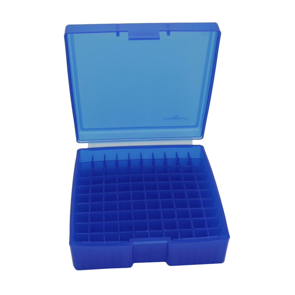 #1007 - Blue, 100 ct. Ammo Box, 44 Special-44 Mag