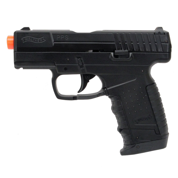 Walther CO2 PPS Black