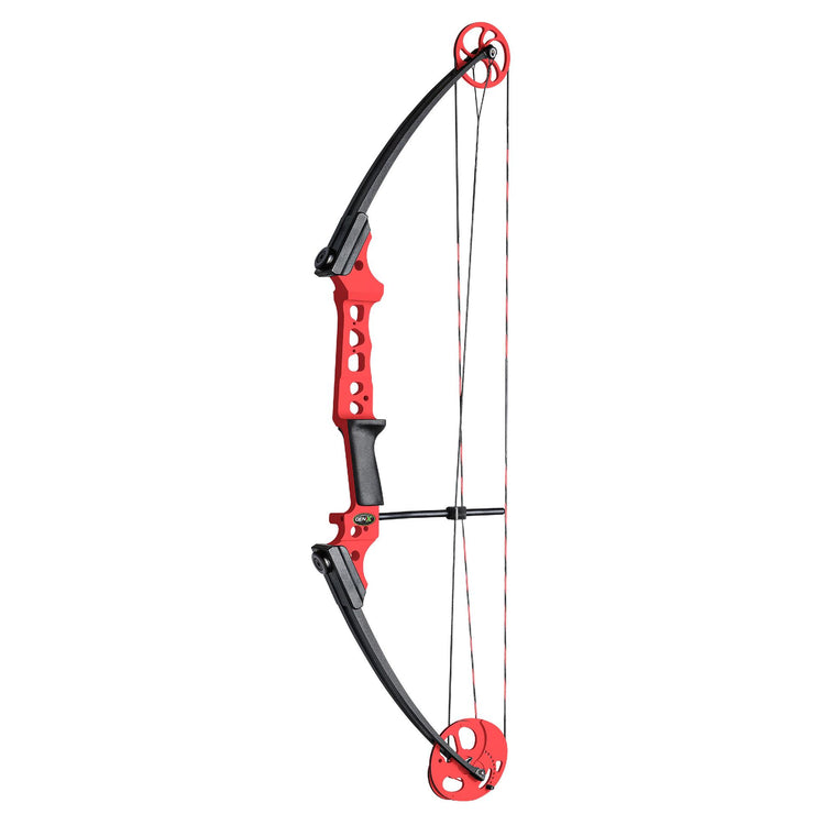 Gen X Bow with Kit - Right Handed, Red
