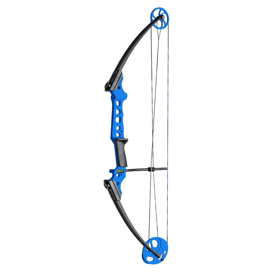 Gen X Bow with Kit - Right Handed, Blue