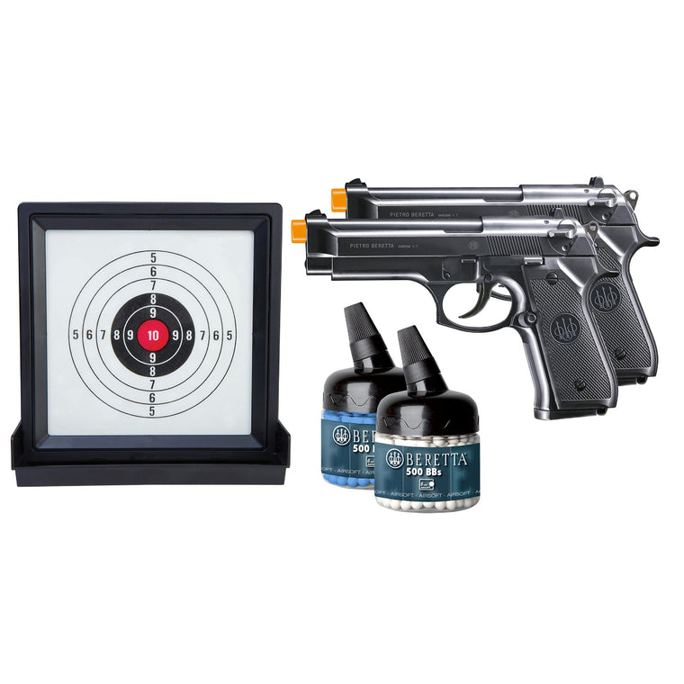 Beretta Game Ready Target Kit,  Black