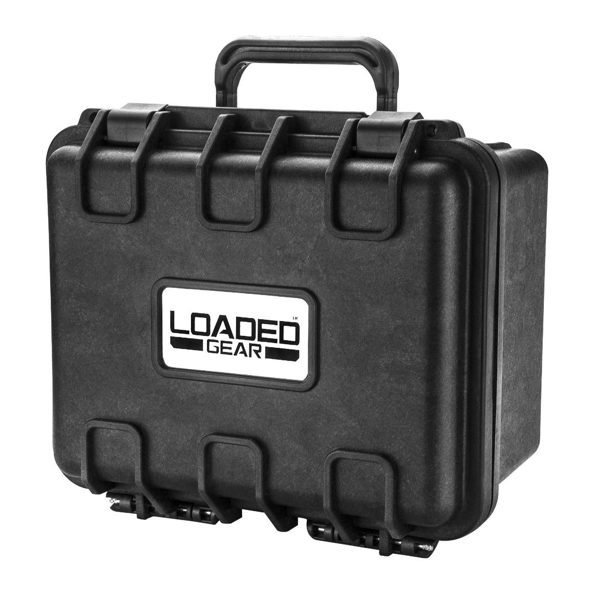 Loaded Gear - HD-150 WP, Hard Case, Matte Black