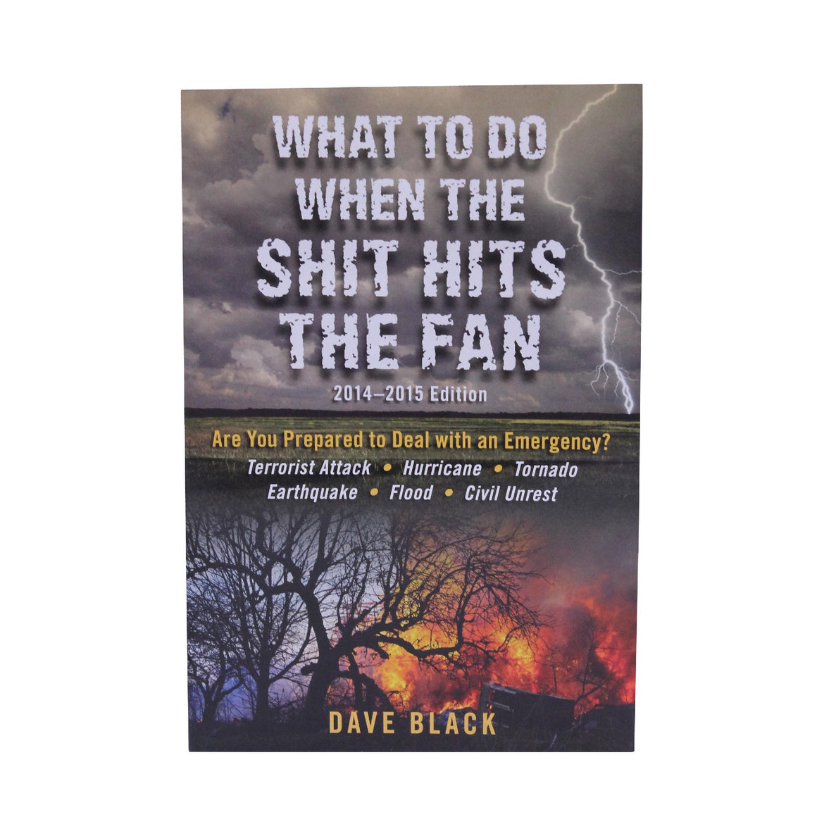 Books - What To Do When The Shit Hits The Fan
