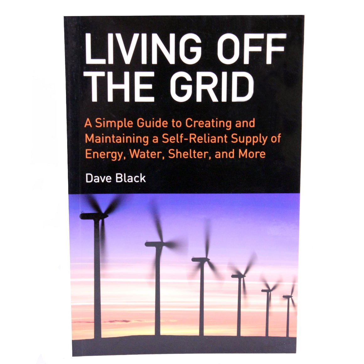 Books - Living Off The Grid