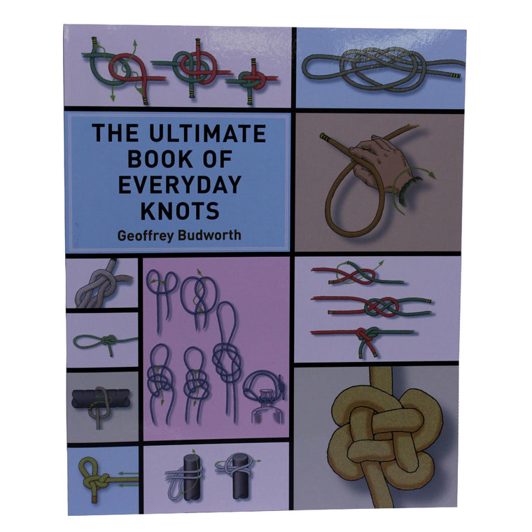 Books - The Ultimate Book of Everyday Knots