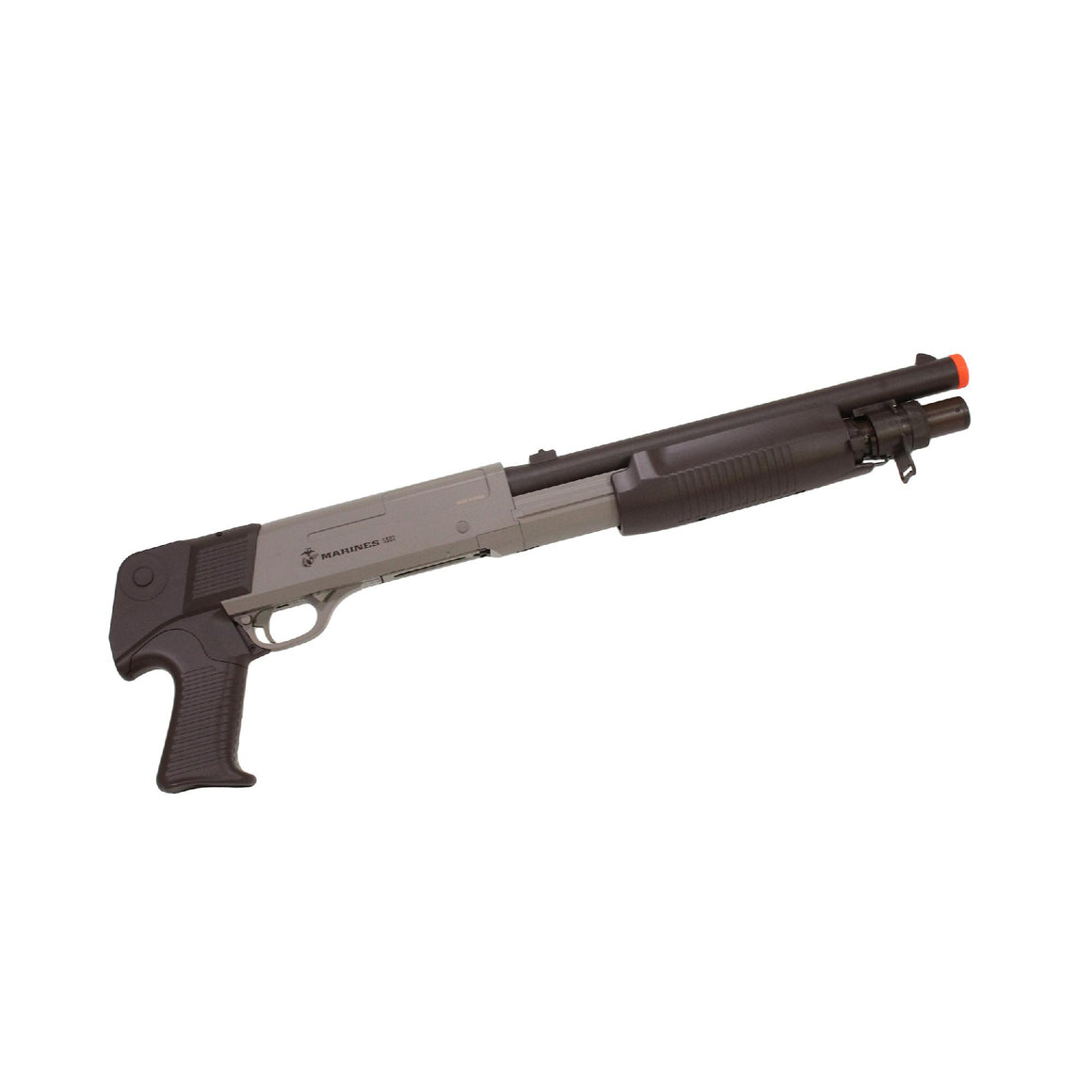 SS02 Spring Powered Airsoft Pump Shotgun