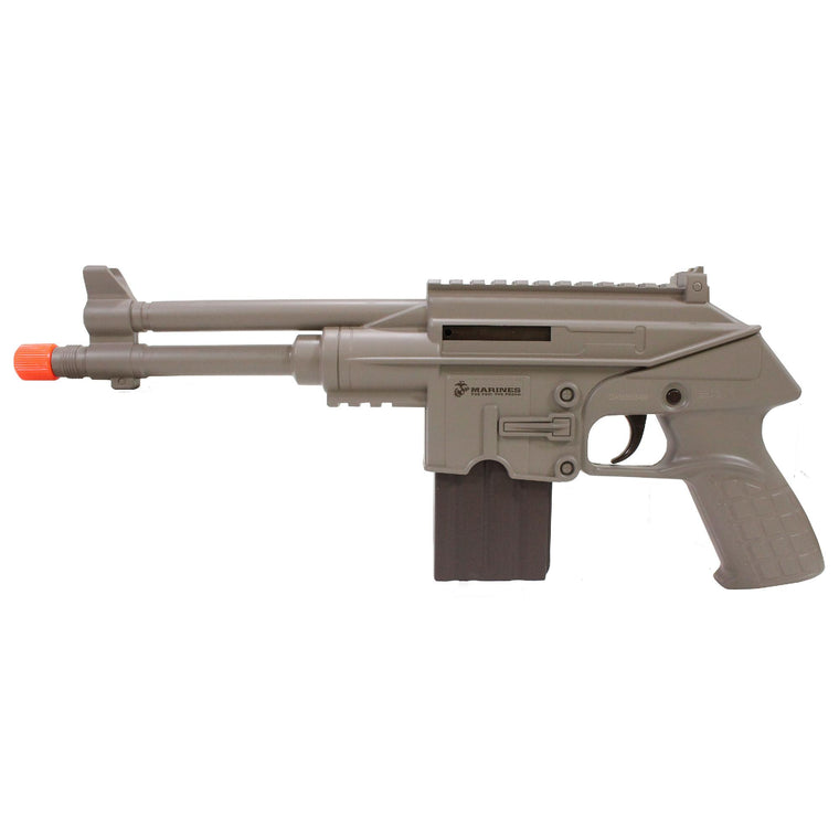 Raider Spring Single Shot Airsoft Rifle