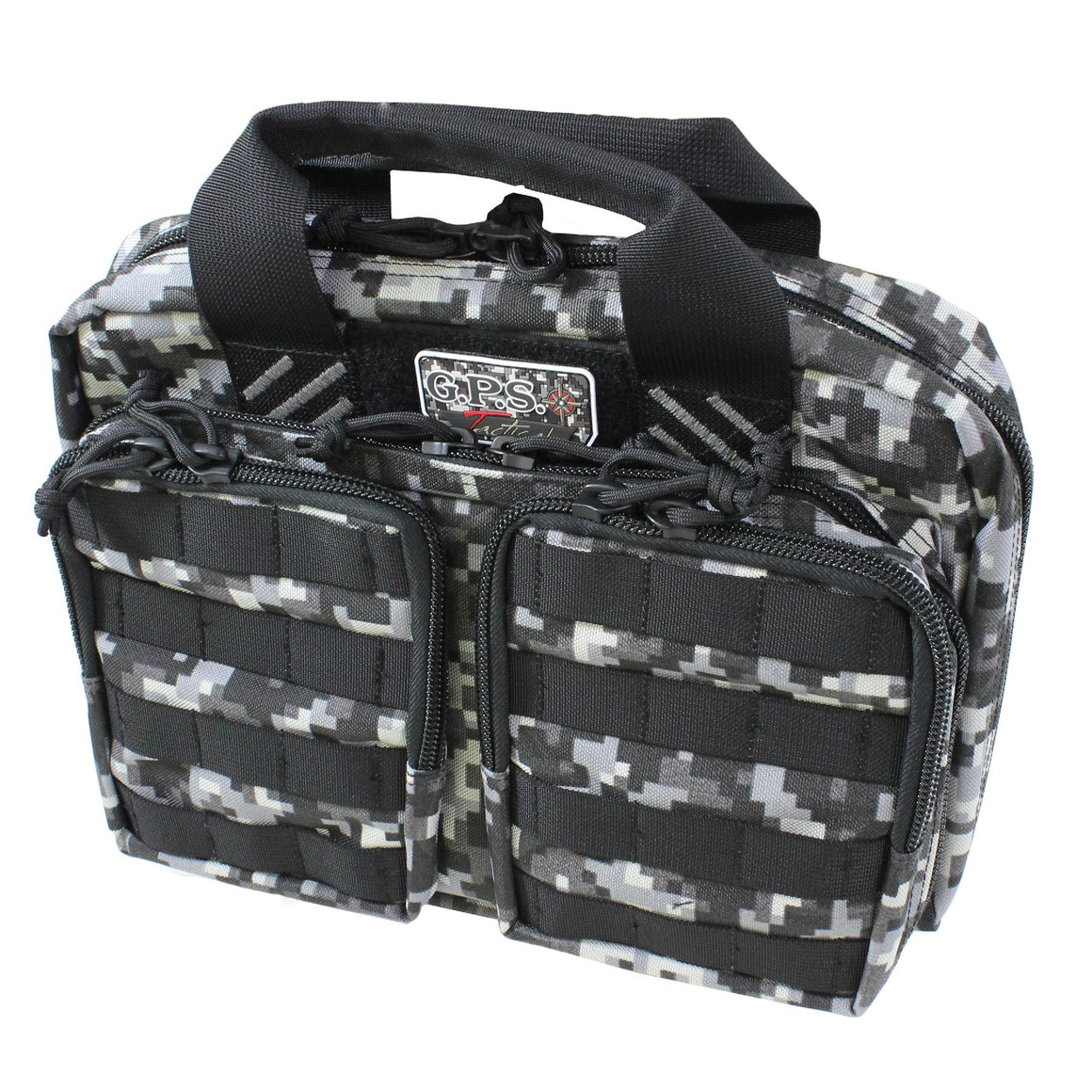 Range Bag - Tactical Quad and 2 Pistol