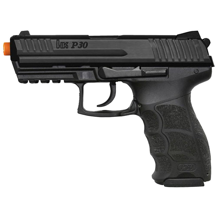 H&K Replica Soft Air - P30, Battery, Black