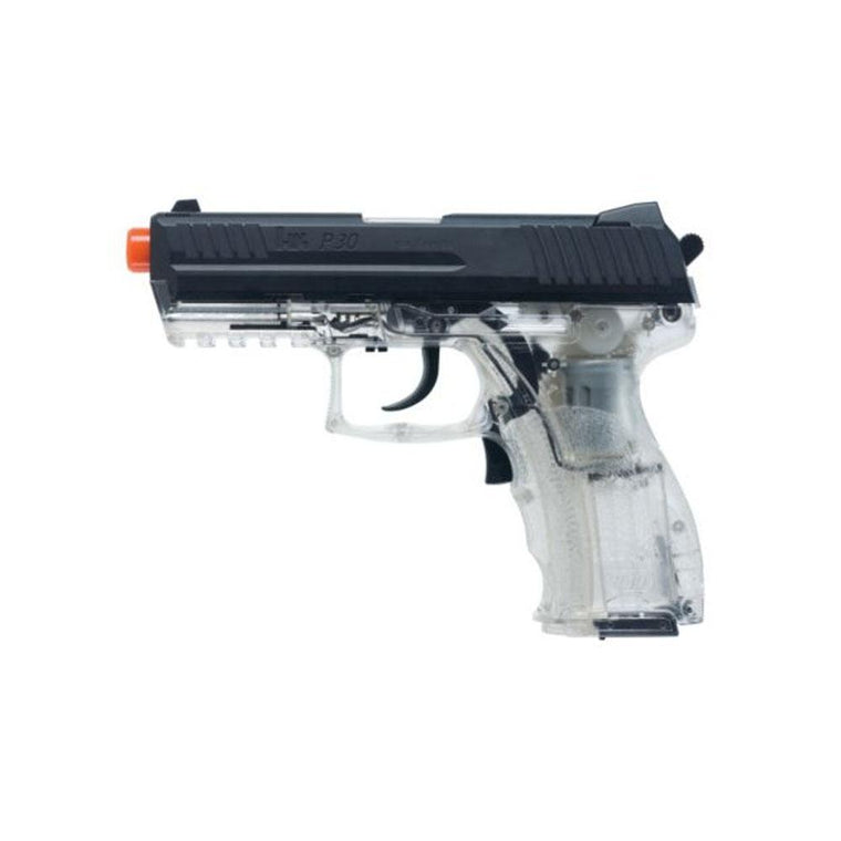 H&K Replica Soft Air - P30, Battery, Clear