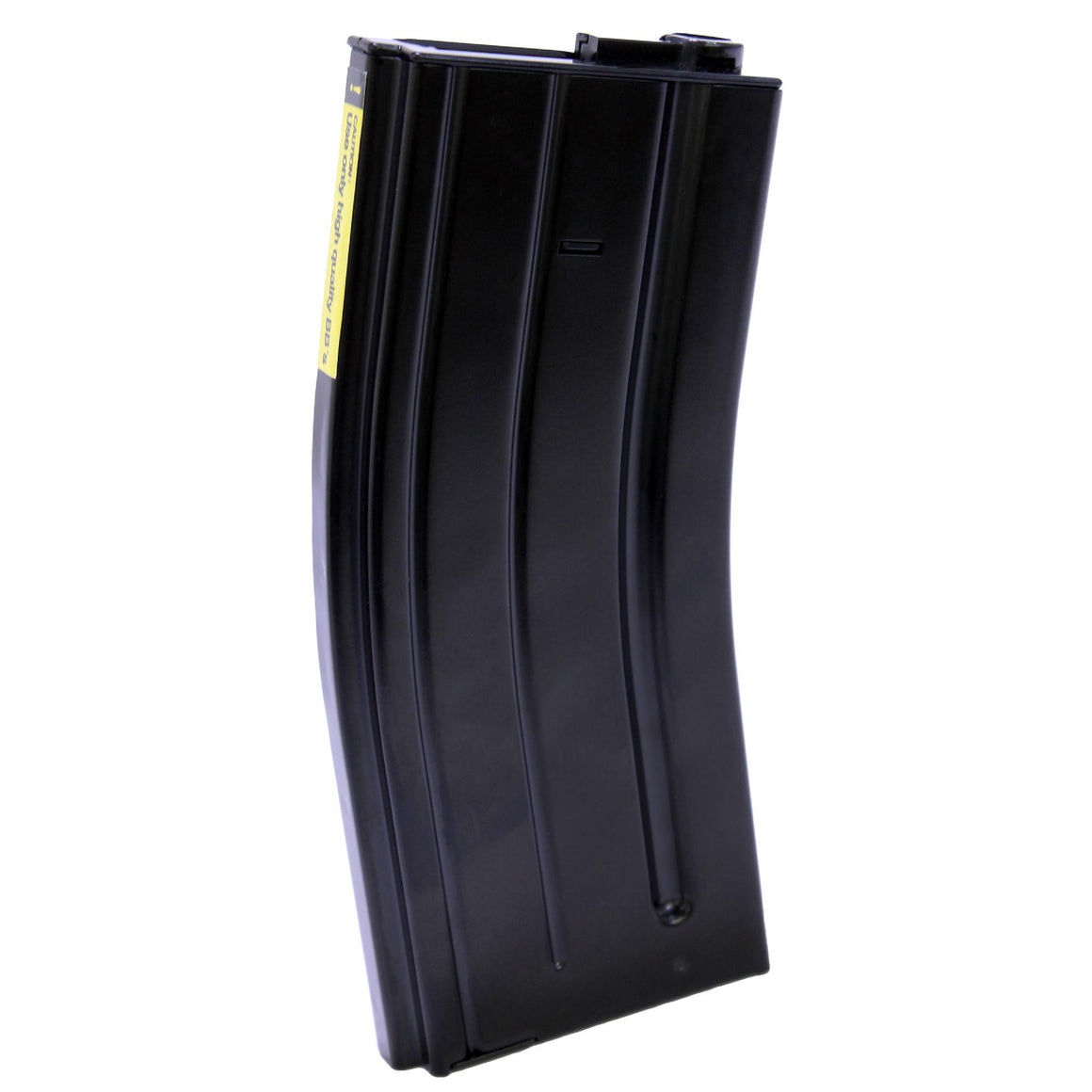 Elite Force Airsoft Magazine for M4 - M16 Hi-Cap, 300 Round, Steel Black