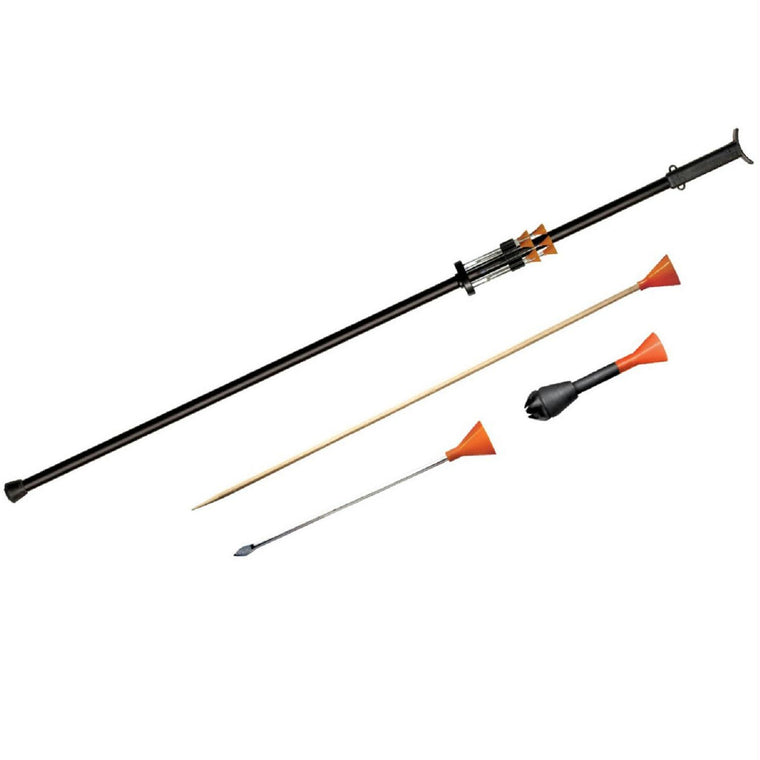 Cold Steel .357 Magnum Blowgun 48.00 in Overall Length