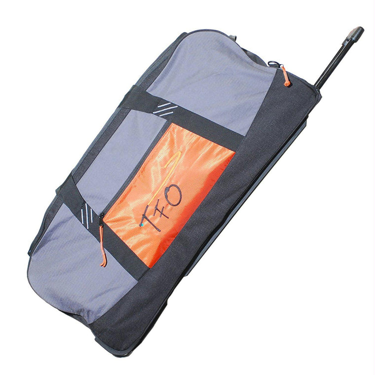 TFO Large Rolling Fly Fishing Cargo Bag-Luggage