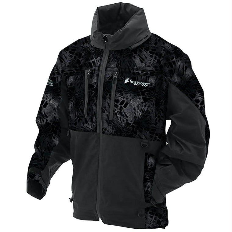 Frogg Toggs Pilot Series PRYM1 Jacket 2XL Blackout