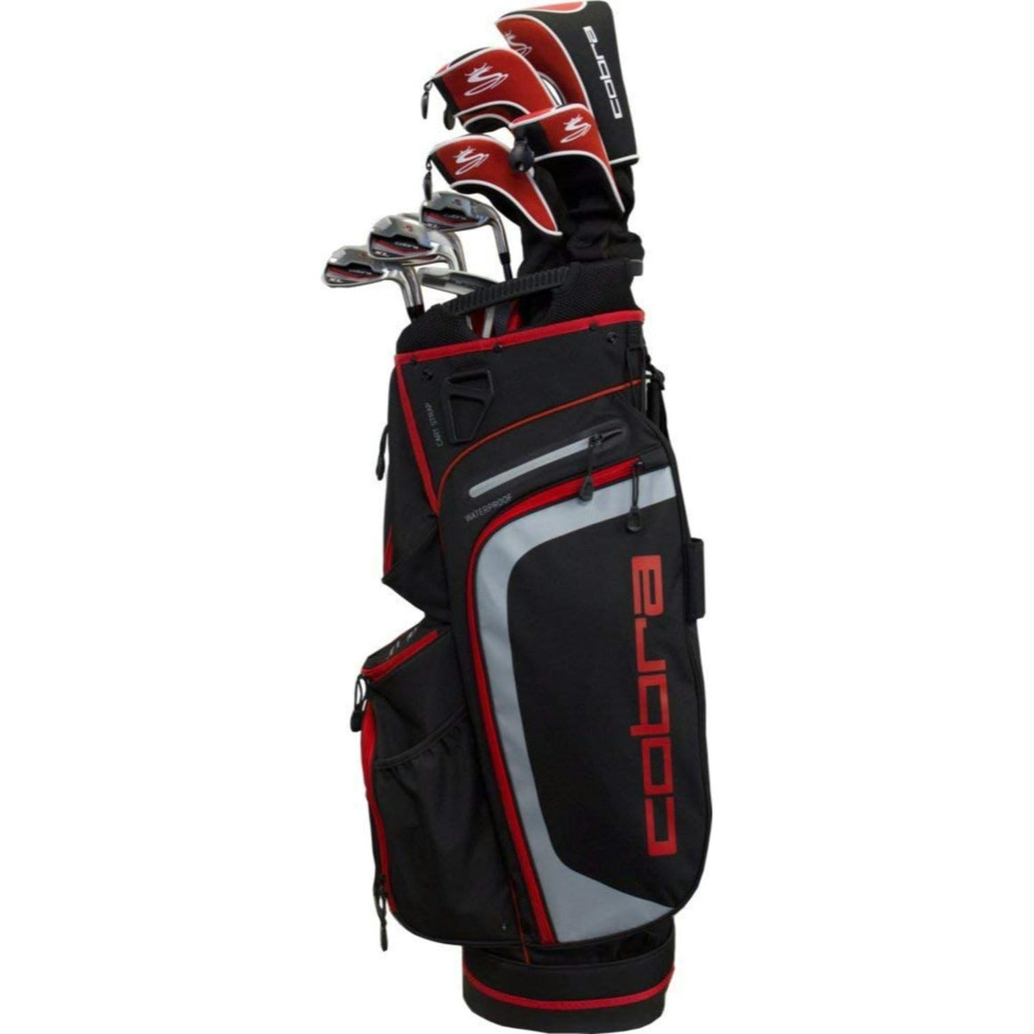 Cobra Golf Men's XL Complete Set Reg RH