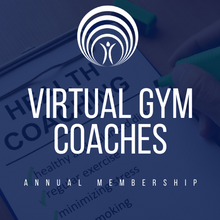 Virtual Gym Coach Membership