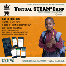 You Do Matter STEAM² Camp GIFT CARD - $249.99