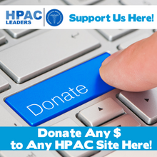 Custom Donations for Ohio HPAC Sites - Enter your OWN Donation Amount