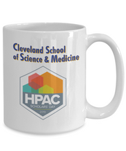 Cleveland School of Science and Medicine HPAC Scholars' Day Mug