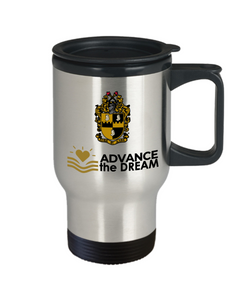 Advance the Dream Travelers Mug