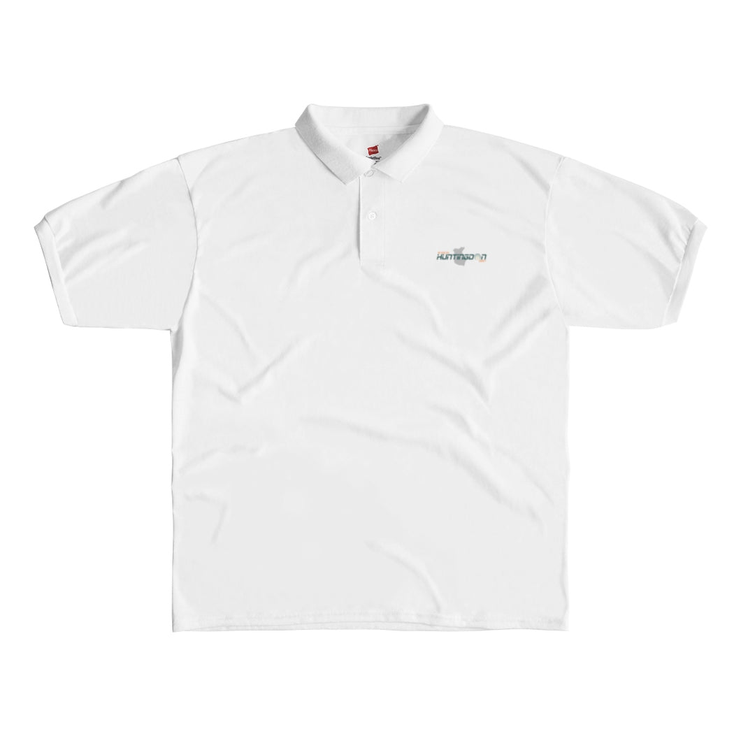 My Healthy Huntingdon Men's Polo Shirt