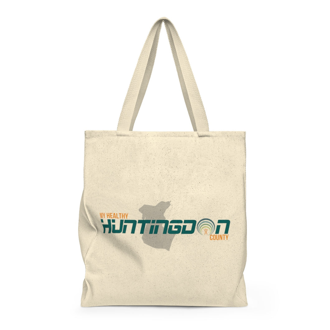My Healthy Huntingdon Shoulder Tote Bag
