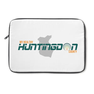 My Healthy Huntingdon Laptop Sleeve