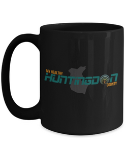 My Healthy Huntingdon 15 oz Mug