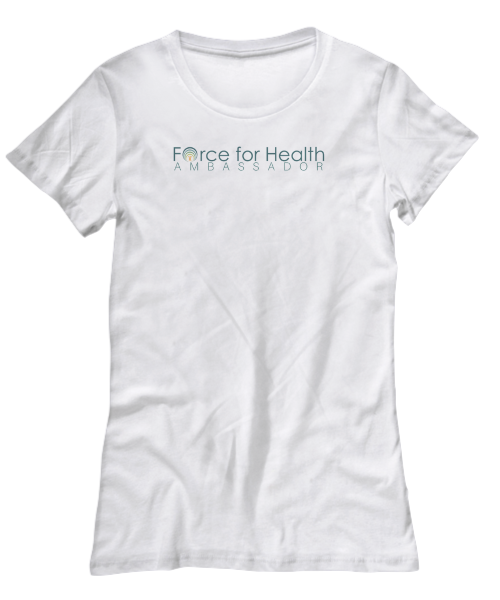 forceforhealthwomenteewhite