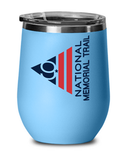 911 Memorial Trail Wine Tumbler