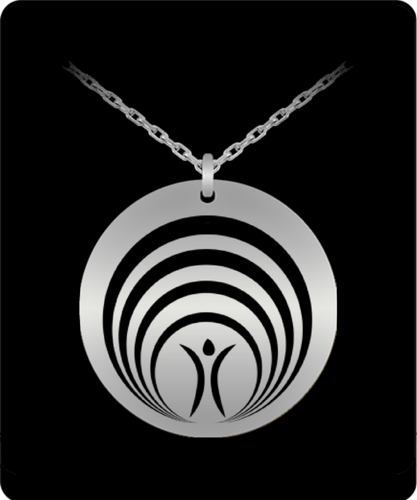 Force for Health Neckalace - Stainless Steel