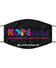 Hope Buffalo for Healthy Teens Mask