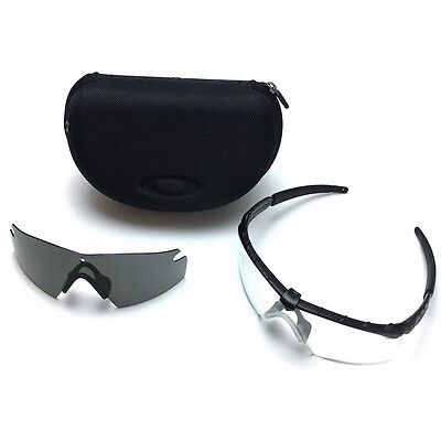 Oakley SI Ballistic M Frame 2.0 Strike Safety Glasses / Sunglasses Kit - 11-138 - Tactical Sports Gear